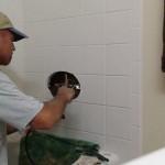 soldering shower valve 018